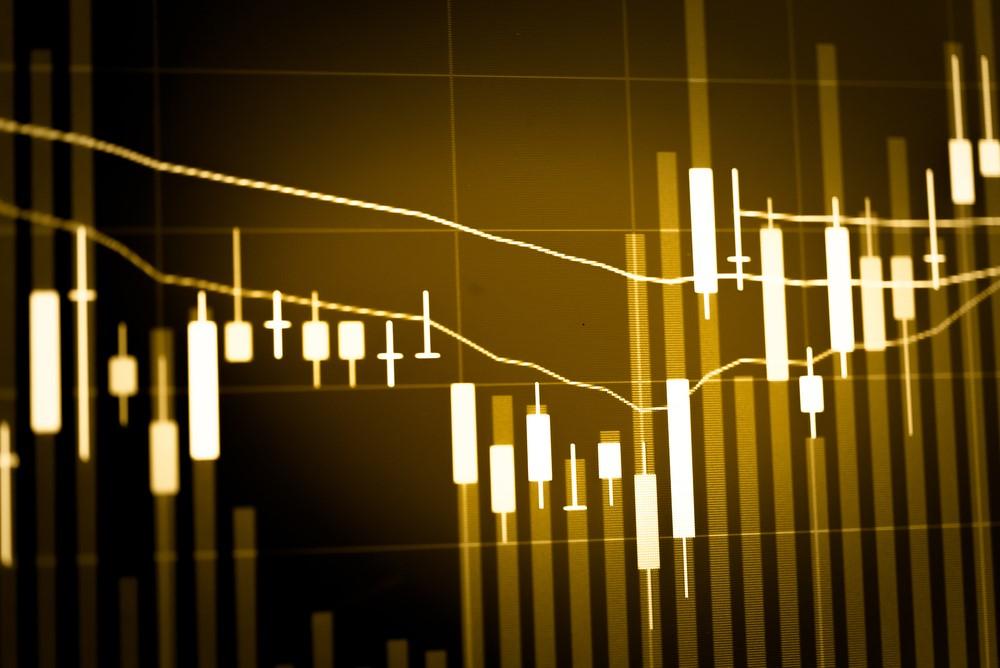 Die Kursentwicklung beim Gold ist von Höhen und Tiefen geprägt