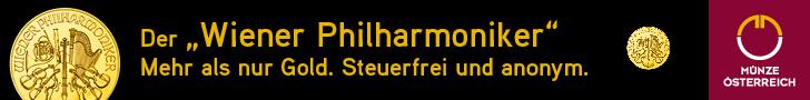 Wiener Philharmoniker - mehr als nur Gold