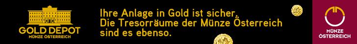 Tresorräume bei der Münze Österreich