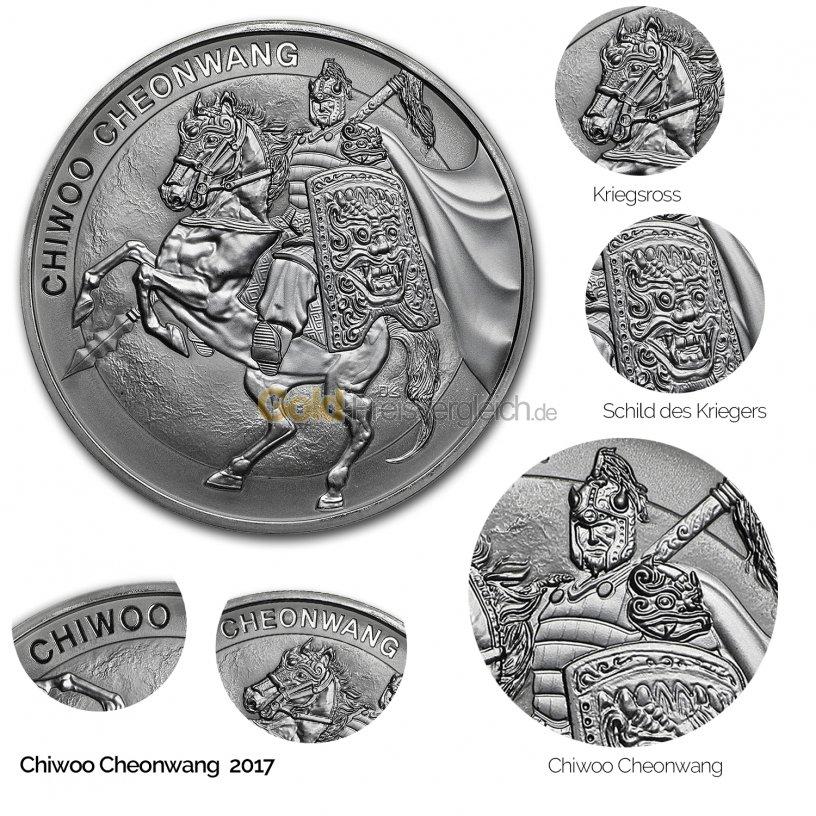 Chiwoo Cheonwang 2017