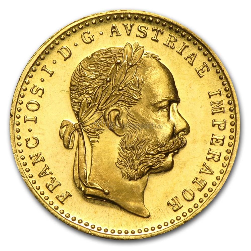 Dukaten Gold Kaufen 1 Dukat 4 Golddukaten Goldmünzen