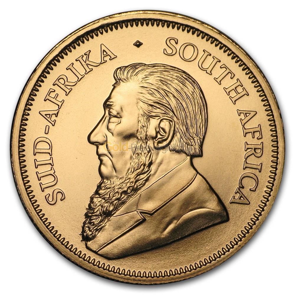 Krügerrand Kaufen Goldmünzen Preisvergleich Gold Preisvergleichde