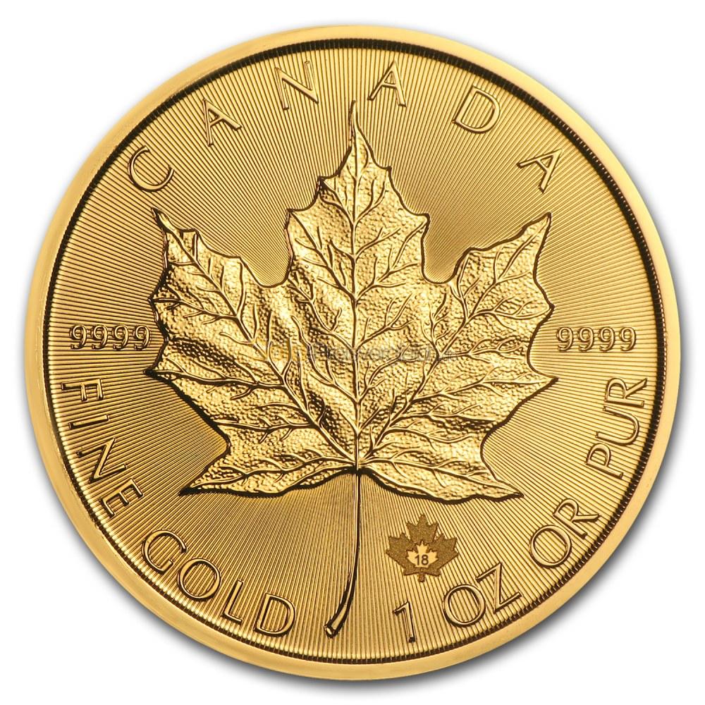 Maple Leaf Gold Preisvergleich Goldmünzen Günstig Kaufen