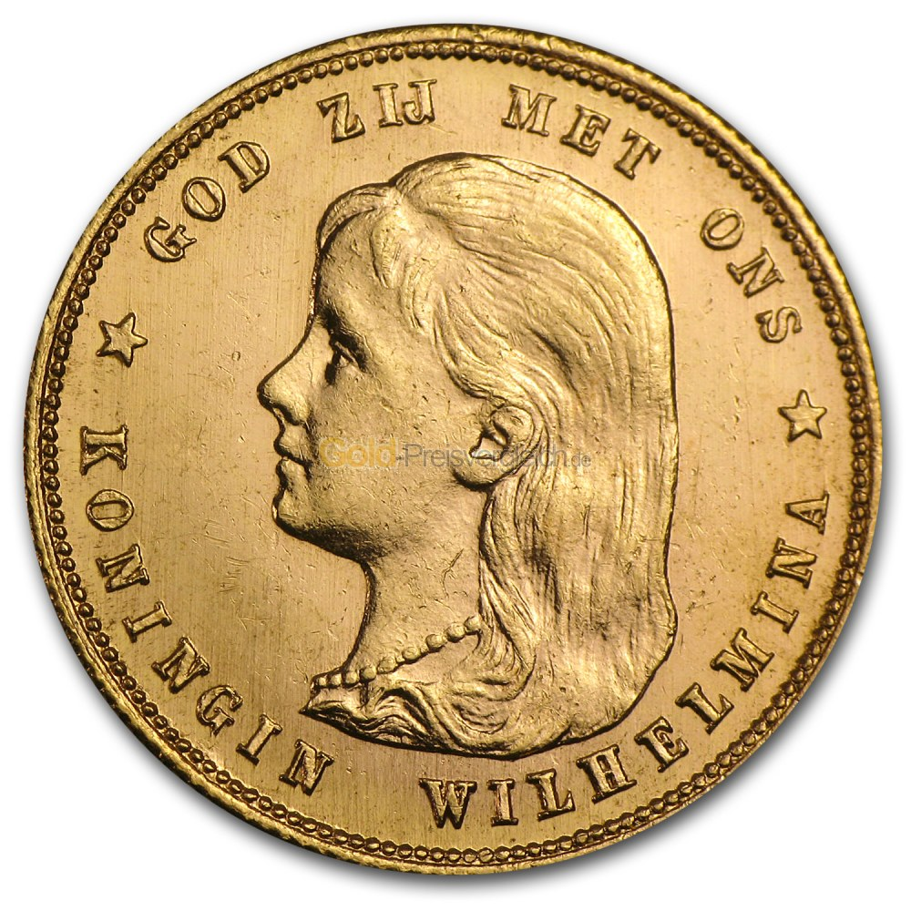 Niederländische Gulden Gold Preisvergleich: Goldmünzen ...