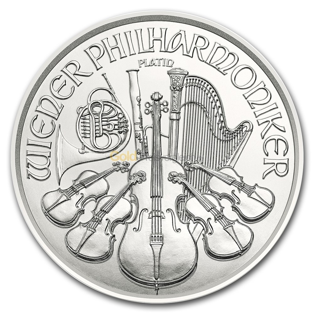 Platin Münzen Preisvergleich Wiener Philharmoniker Platinmünze Kaufen