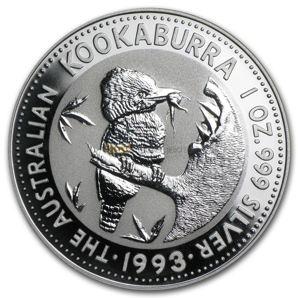 Kookaburra Silberm 252 Nze 2019 Kaufen Preisvergleich 1oz