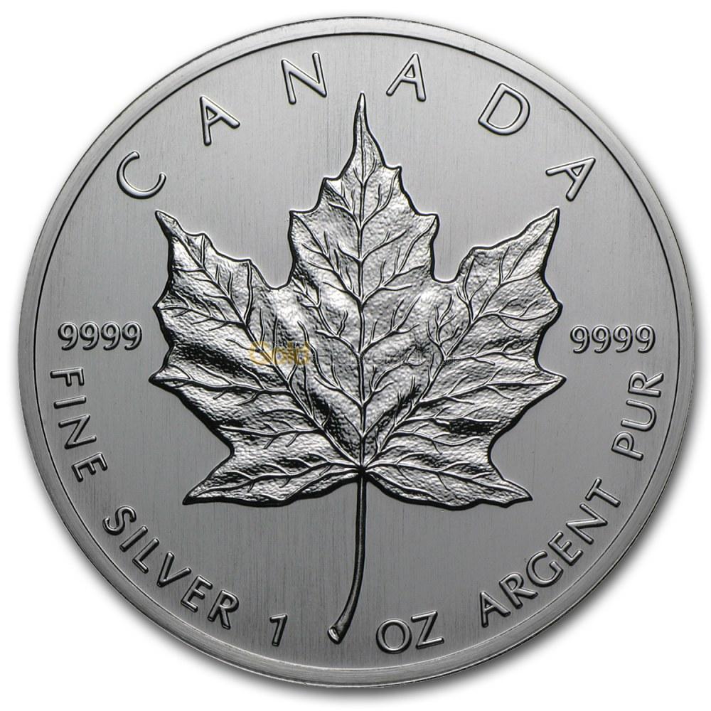Maple Leaf Silber Preisvergleich Silberm 252 Nzen G 252 Nstig