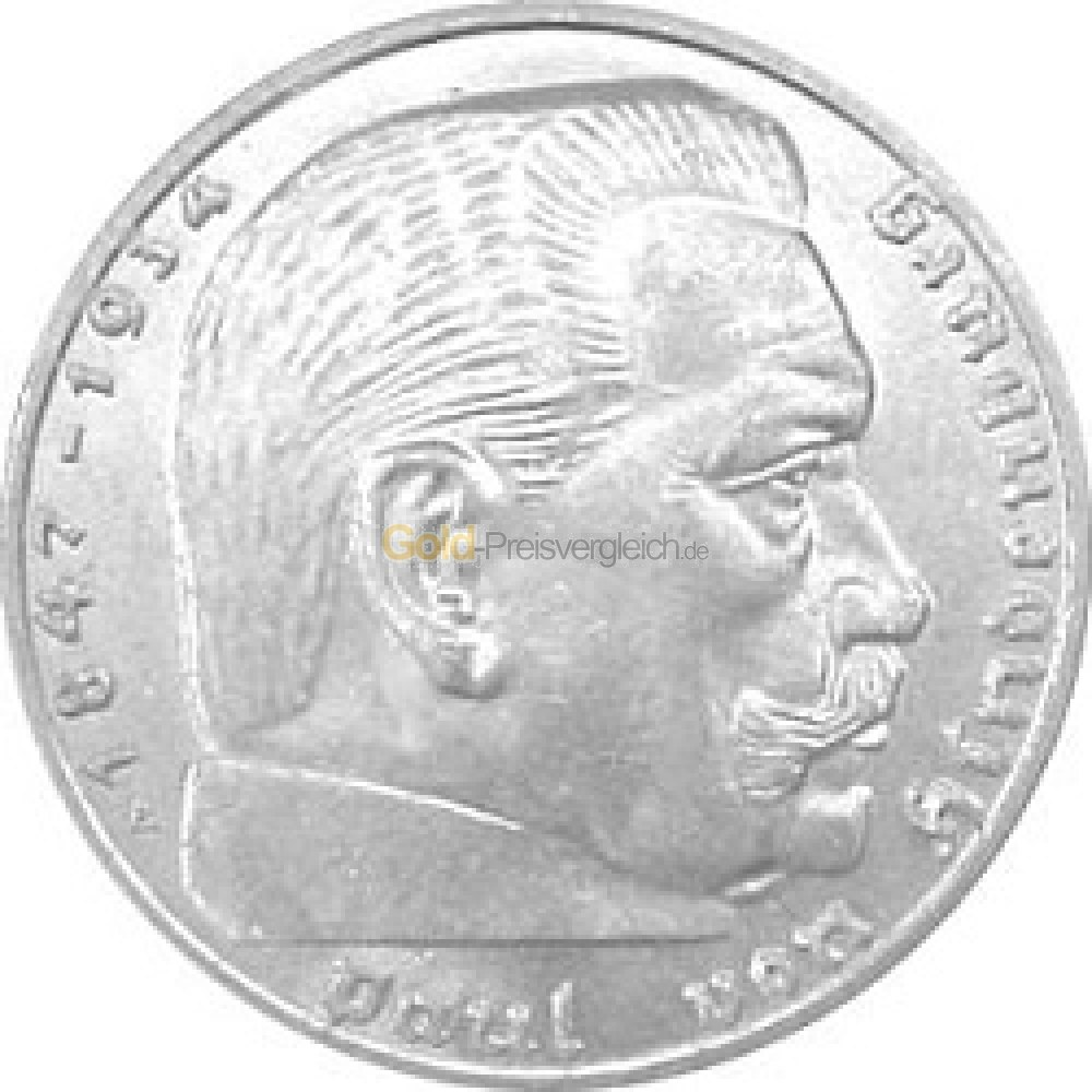 Silber Reichsmark Drittes Reich Silber Preisvergleich