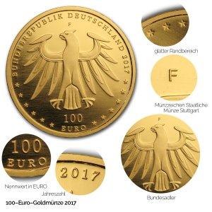 2017 UNESCO Welterbe – Luther-Gedenkstätten in Eisleben und Wittenberg - Avers