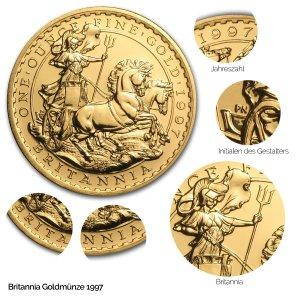 Britannia Gold 1997