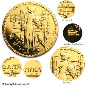 Britannia Gold 2001