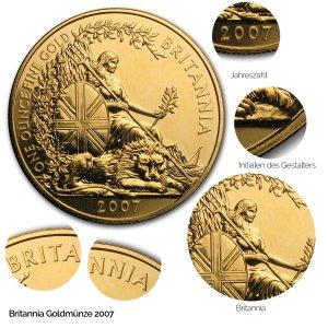 Britannia Gold 2007