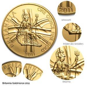 Britannia Gold 2011