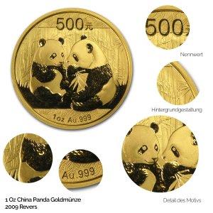 China Panda Gold 2009