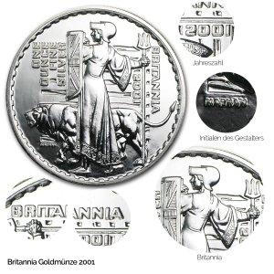 Britannia Silber 2001