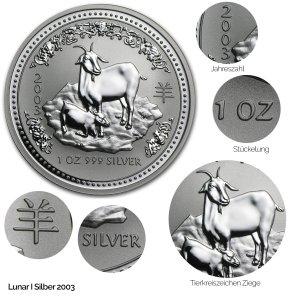Lunar 2003: Ziege