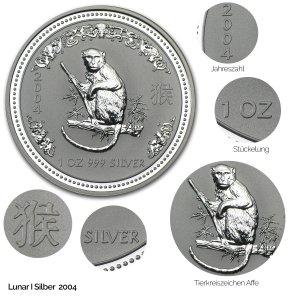 Lunar 2004: Affe