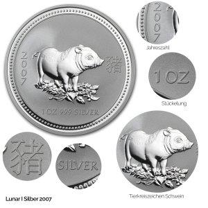 Lunar 2007: Schwein