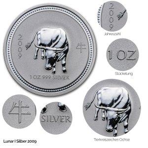 Lunar 2009: Ochse