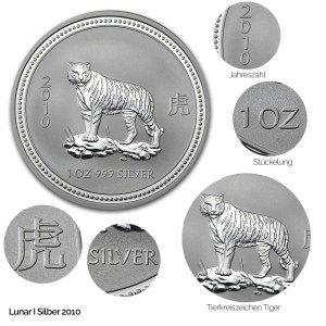 Lunar 2010: Tiger