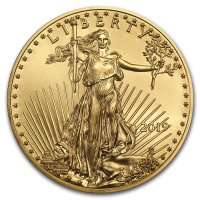 Gold 1 oz American Eagle