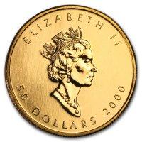 Maple Leaf Gold Avers 2000