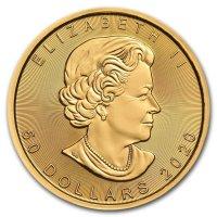 Maple Leaf Gold Avers 2020