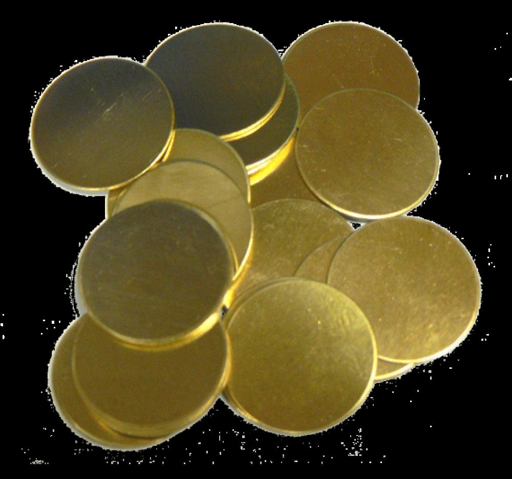 Herstellung von Goldmünzen