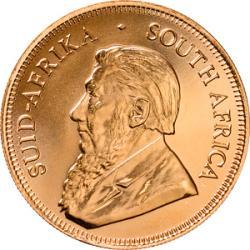 Gold Krügerrand