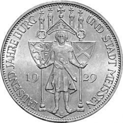 Silber 'Weimarer Republik