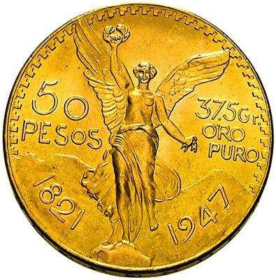 Gold Centenario