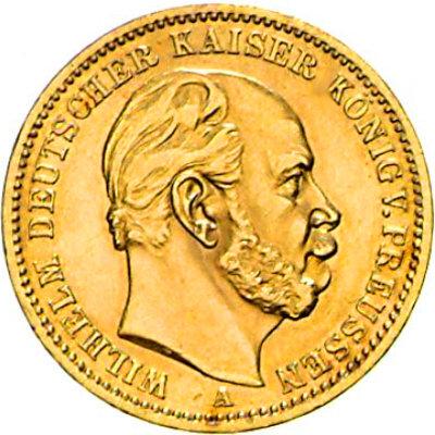 Gold Deutsches Kaiserreich